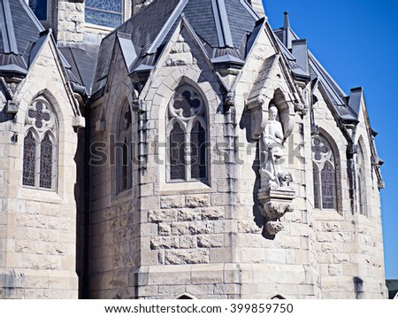 Stone Cathedral