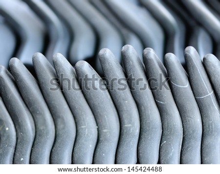 stone comb/massage sticks