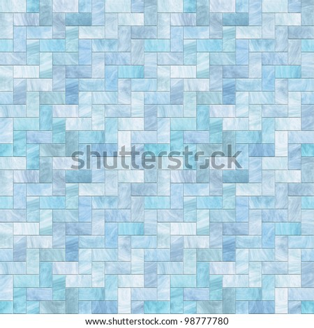 Stone Floor Seamless Pattern - Hyper Realistic Illustration