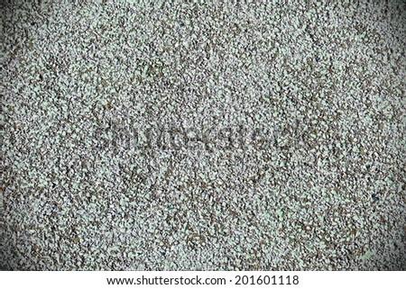 Stone Gravel Background with Plenty of Copy Space - stock photo