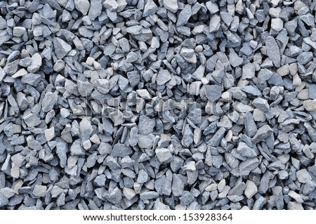 stone gravel texture - stock photo