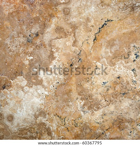 Stone, Marble, Granite slab surface for decorative works or texture - stock photo