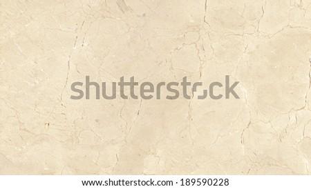 stone marble yellowish beige background Classic Caribbean Marfil - stock photo