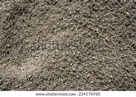 stone or rock ground - stock photo