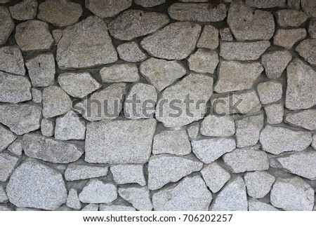 stone pattern / background / texture