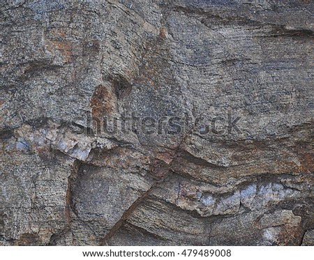 Stone rock decor grunge texture or background