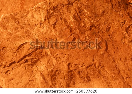 Stone rock texture or background - stock photo