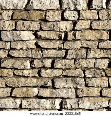 Stone seamless pattern. - stock photo
