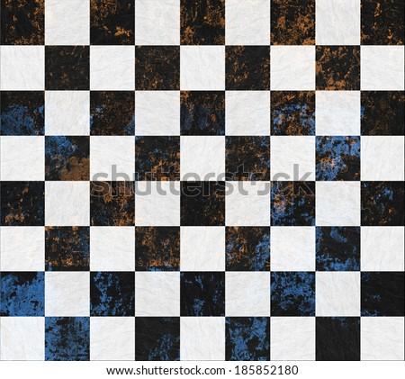 stone squared texture - stock photo