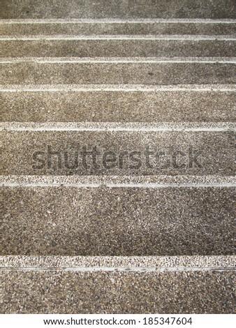 stone staircase - stock photo
