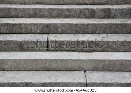 Lovely Stone Stairs Detail