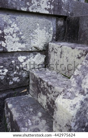 Stone stairs (texture)