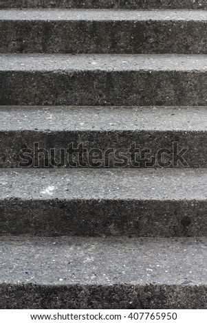 Stone steps. stone Stairs.  - stock photo