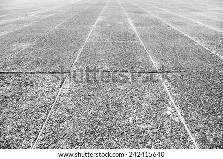 stone street road pavement texture - stock photo