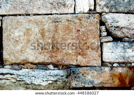 Stone texture,close up