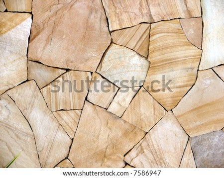 Stone texture details - stock photo