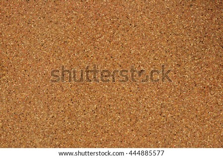 stone wall surface with red cement, sandstone wall,small gravel texture