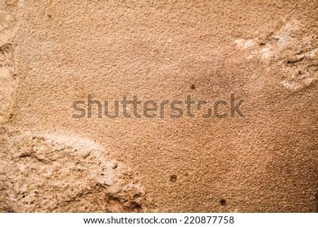 Stone wall texture background.