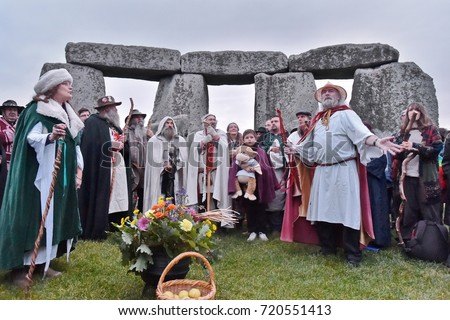 Pagans in a modern world: what is Neopaganism? Stock-photo-stonehenge-uk-september-revellers-druids-and-pagans-celebrate-the-autumn-equinox-at-720551413