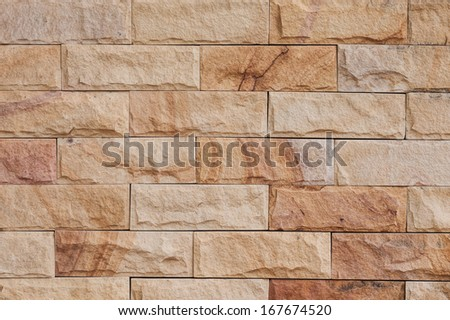 Stones background texture - stock photo