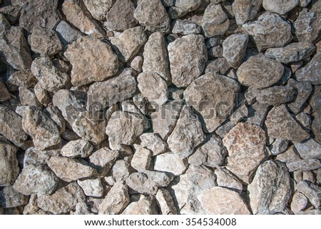 Stones Background Texture./ Stones Background Texture - stock photo
