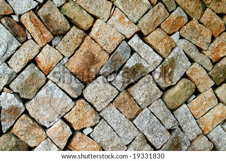 stonewall texture background
