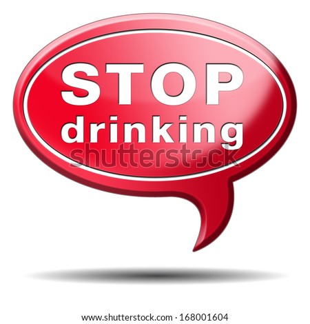 Essay on stop alcohol
