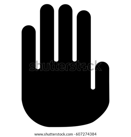Stop Hand Stock Images Royalty Free Images Vectors Shutterstock