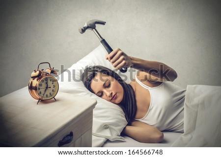 Stop Ringing - stock photo