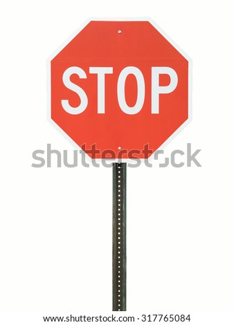 stop sign, traffic sign