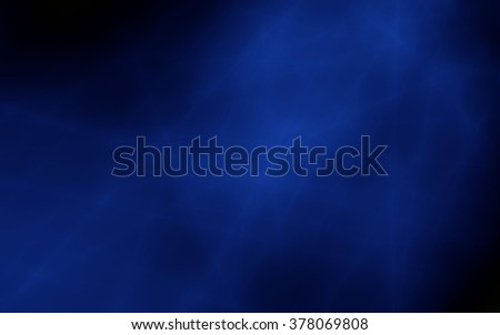 Storm background deep blue abstract pattern - stock photo
