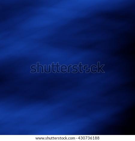 Storm blue wallpaper web backdrop design - stock photo