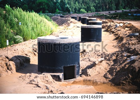 Water Runoff Drain Stock Images Royalty Free Images