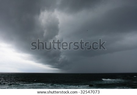 stormy weather