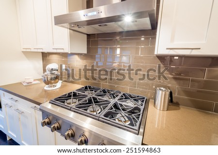 Modern Kitchen Stove gas range stock images, royalty-free images & vectors | shutterstock