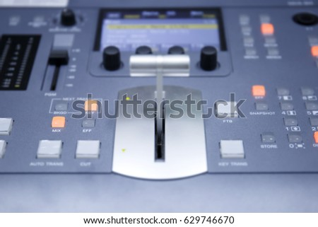 Straight angle switcher