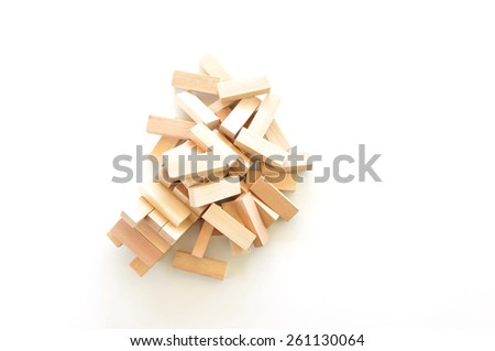 strategy error - stock photo