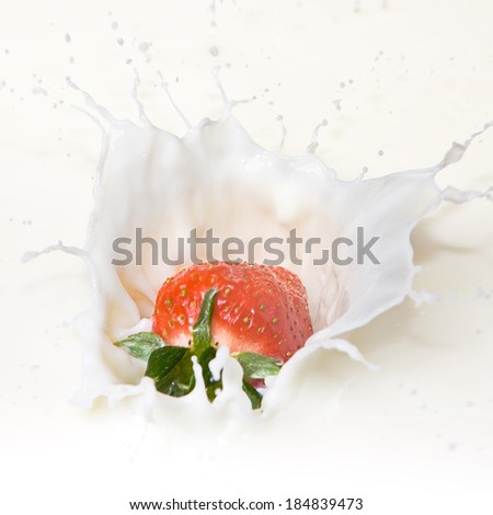Strawberry and Cream