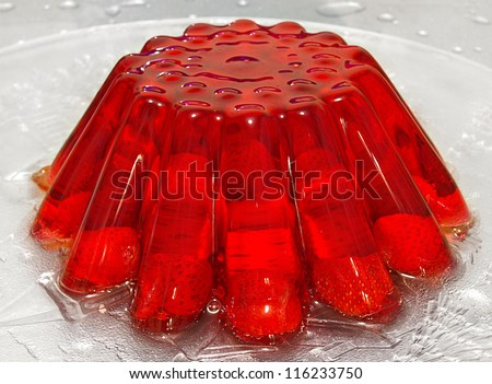 Jelly Stock Photos, Illustrations, and Vector Art