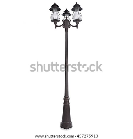 street light isolated