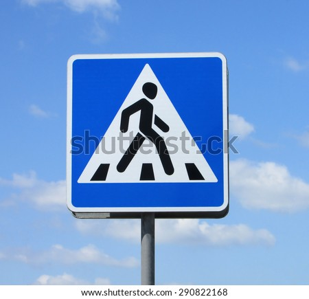 street signs - stock photo