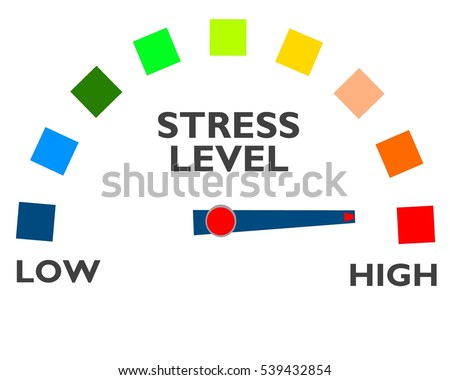 Stress Level Gauge