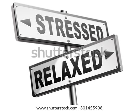 stress therapy and management helps in relaxation reduce tension and relief negativity become relaxed not stressed reduction of negative vibes distressing trough meditation and concentration  - stock photo