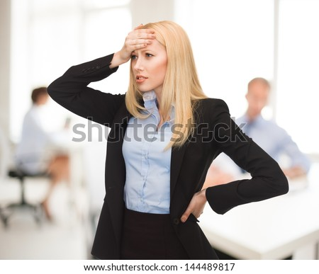 Stressed Woman Stock Images Royalty Free Images Amp Vectors