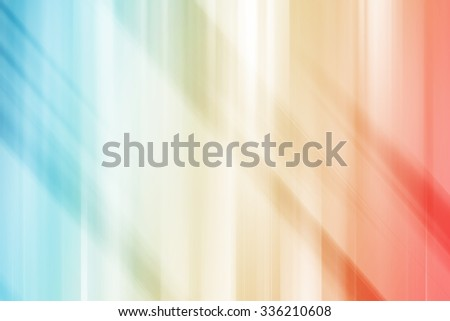 stripe line abstract background with pastel gradient color - stock photo