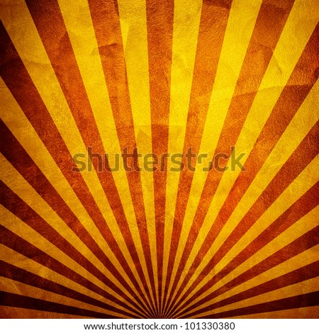 stripe pattern paint - stock photo