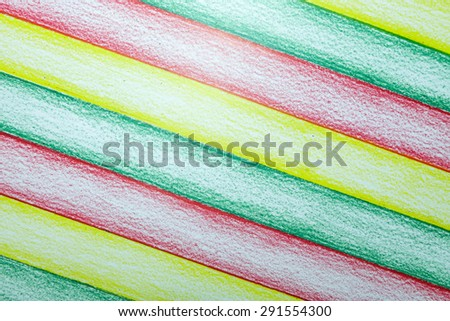 Stripe Pencil Colors Regge Background