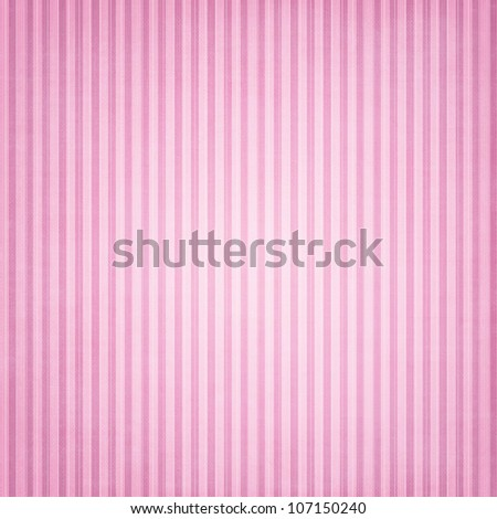 Stripe pink pattern - stock photo