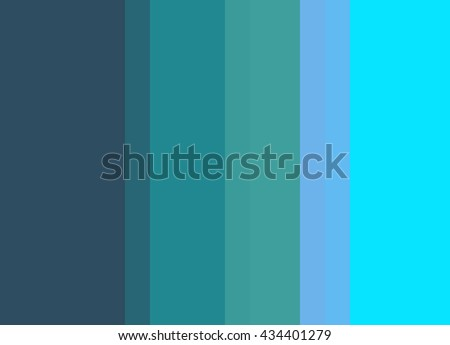 Striped Background In By The Sea Bright Turquoise Periwinkleteal Ultramarine Blue
