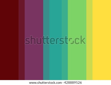 striped background in wine purple teal green gold vertical stripes